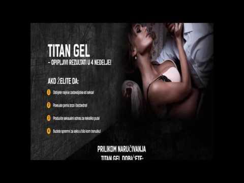 Titan gel upotreba.Forum i cena Titan gel