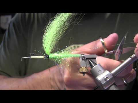 Tying a Chinook Fly with Euro Style Inner and Outer Tube