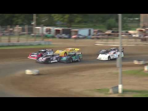 IMCA Late Model Heat 3 Independence Motor Speedway 6/1/19