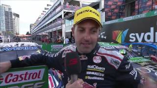 Whincup - Today is about Mark