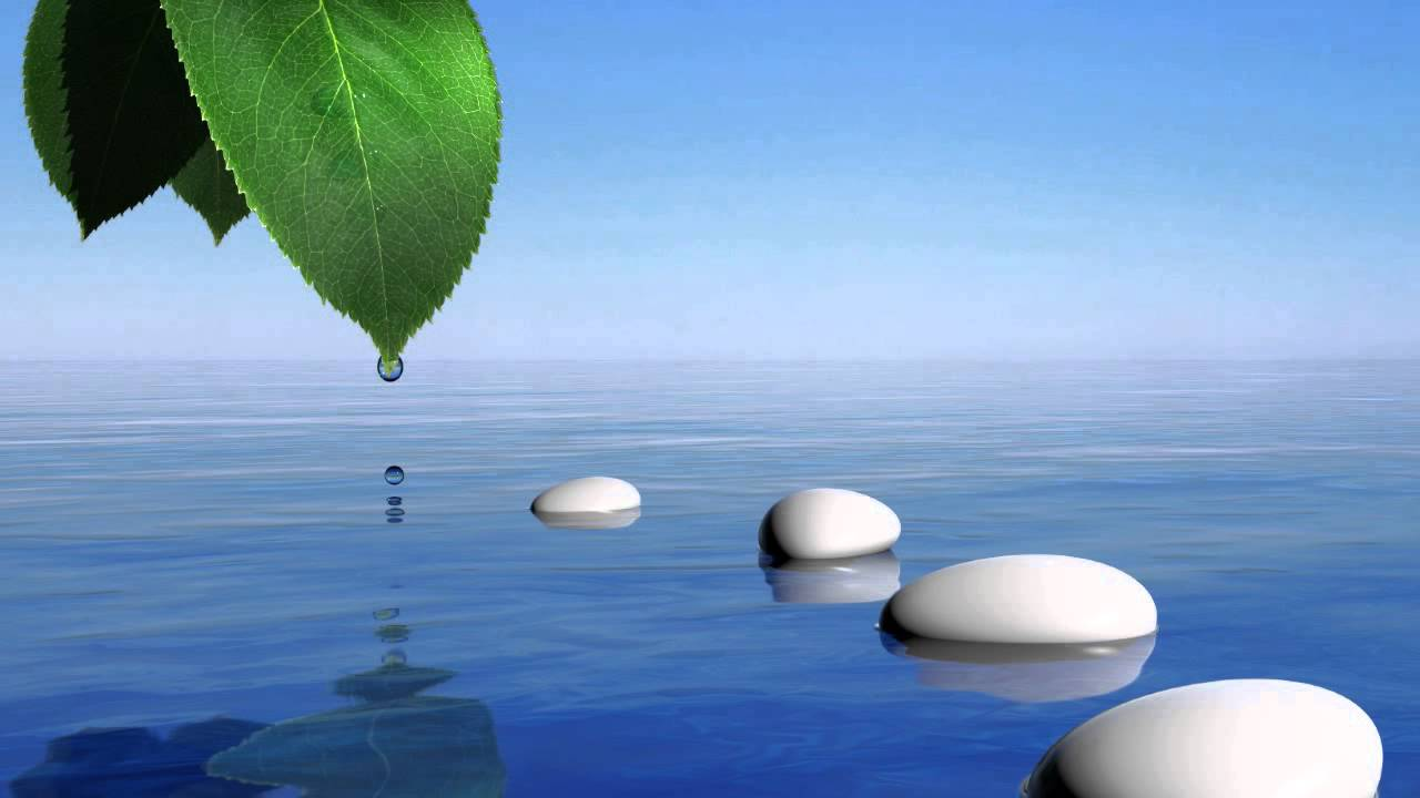 calming zen spa music to calm relax the body mind spirit