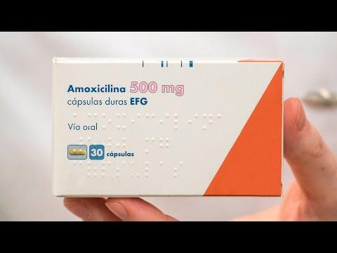 AMOXICILINA [💊 Vídeo Prospecto de un Antibiótico💊 ]