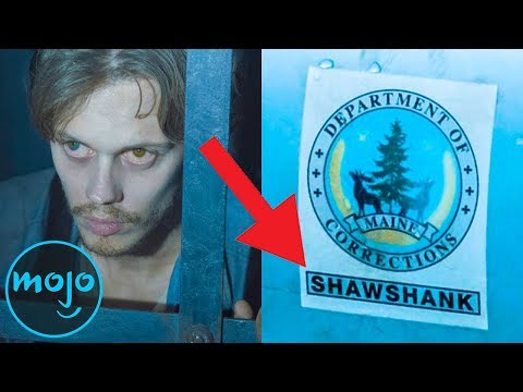 Top 10 Castle Rock Easter Eggs