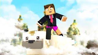 Minecraft: VOANDO COM BISÃO ! ( AVATAR ) - COMO TREINAR SEU DRAGÃO  ‹ LOKI ›