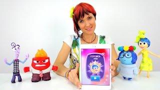 Детское приложение ГОЛОВОЛОМКА: Шарики за ролики от Disney/Pixar. Видео для детей и конкурс!