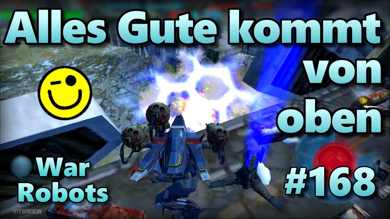 war robots alles gute kommt von oben let 39 s play 168 youtube. Black Bedroom Furniture Sets. Home Design Ideas