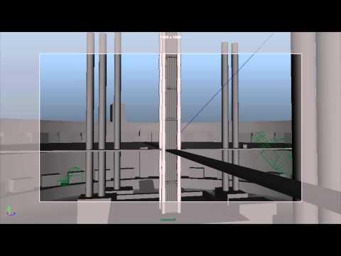 Virtual Environments cinematography
