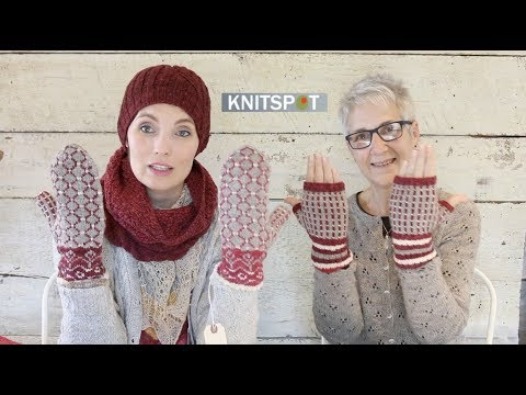 Kristy Glass Knits: Anne Hanson Of Knitspot
