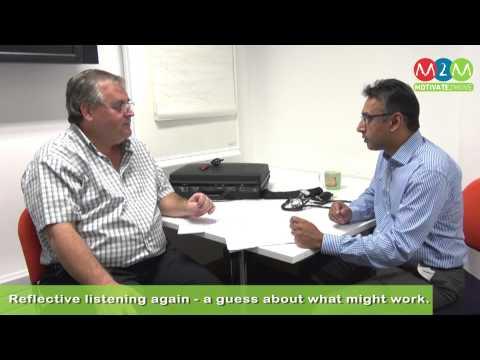 Patient Consultation with MI