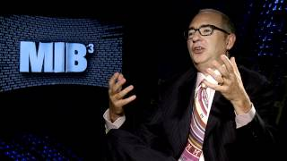 Men In Black 3 Exclusive: Barry Sonnenfeld
