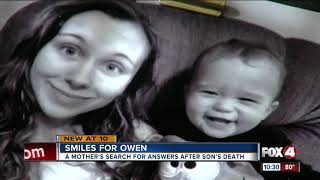 Mother shares story of loss after toddler dies unexpectedly