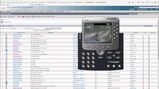 Cisco Extension Mobility Setup and Demo