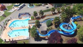 Le Domaine de Bel Air - Camping 5 étoiles & Parc de loisirs - Landudec - Finistère - Bretagne