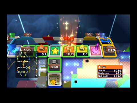 (Commentary) Fortune Street (Wii) - Good Egg Galaxy (Standard)