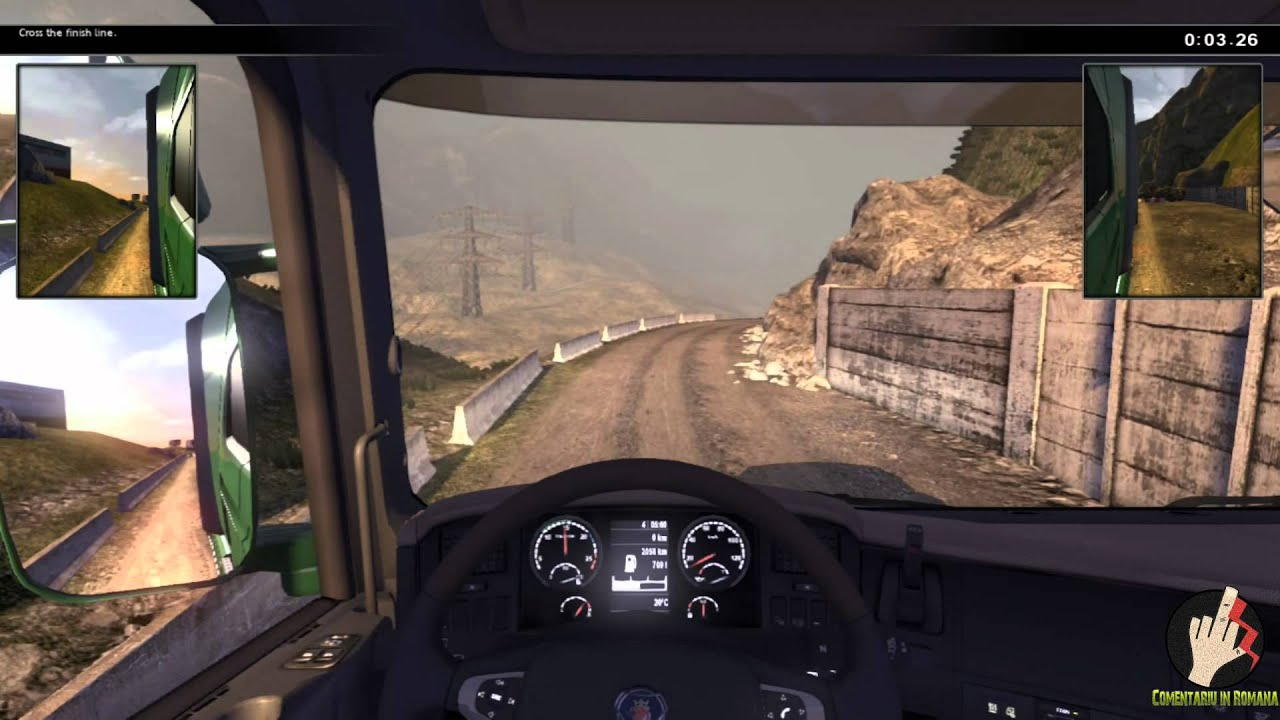 scania truck driving simulator the game gameplay pc hd. Black Bedroom Furniture Sets. Home Design Ideas