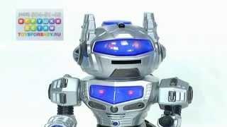 Игрушка интерактивный радиоуправляемый, разговаривающий робот