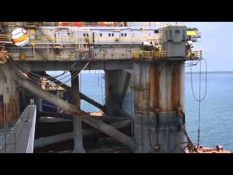 Global Offshore Logistics - Semi-submersible Heavy Lift - Songa Mercur (Songa Offshore) - HAWK (OHT)