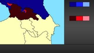 Русско-Грузинская война (2008): Каждый час