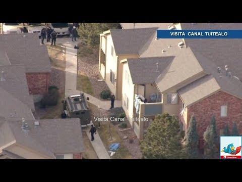 Balacer en Denver Colorado deja 2 muertos y 6 heridos Video