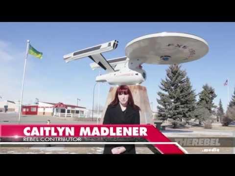 'Star Trek Capital' Vulcan, Alberta mourns Leonard Nimoy