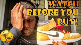 Air Jordan 1 High OG (ROY) Watch Before You Buy! Early Review!