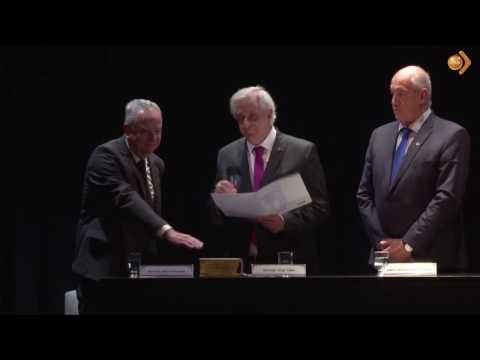 UNIVERSIDAD DE MORÓN - SEÑAL DE NOTICIAS 09-2017 ASUNCIÓN AUTORIDADES