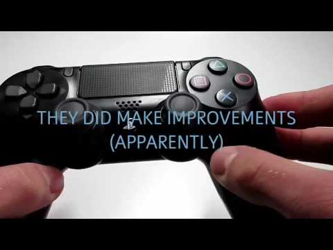 New PS4 Slim/Pro Dualshock 4 V2 - Review