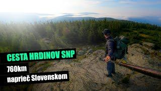 Cesta hrdinov SNP: 760km naprieč Slovenskom