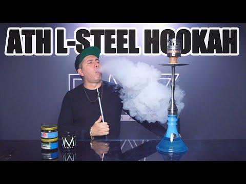 ATH L Steel Hookah | First Look (2020)