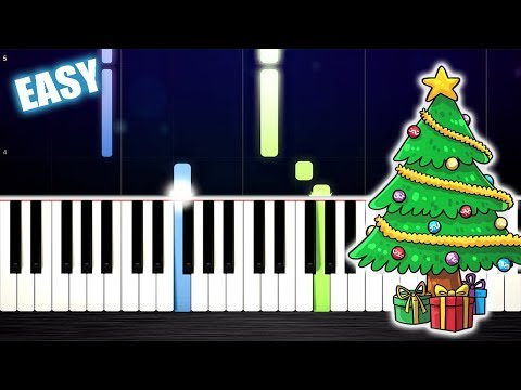 EASY CHRISTMAS PIANO SONGS