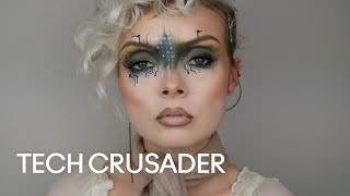 Halloween How To: Tech Crusader | MAC Cosmetics