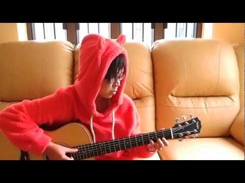 Love Story by Taylor Swift --- fingerstyle guitar cover (arranged by sungha jung)