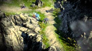 Darkspore PC HD video game trailer