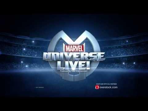 Marvel Universe Live - Sep. 10 - Sep. 13 - United Center, Chicago