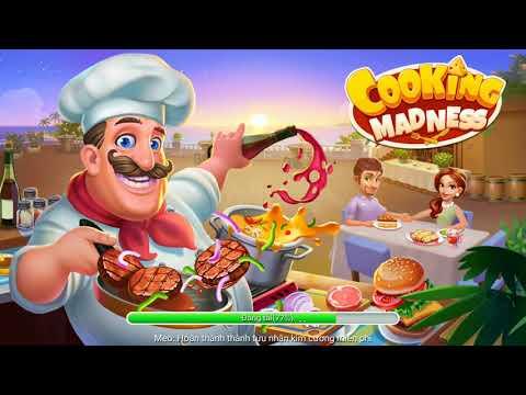 Game Nấu Ăn Bán Hàng Hamburger   Cooking Madness – A Chef's Restaurant Games Game nấu ăn hay nhất #2