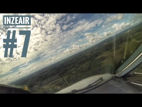 INZEAIR #7 - LANDING AT CAYENNE ROCHAMBEAU AIRPORT