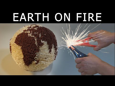 EARTH on FIRE - Inside out chain reaction