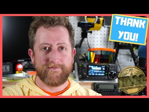 100k Subs THANK YOU!  ICOM IC-7300 GIVEAWAY CLOSED!