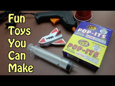 Toys You Can Easily  Make At Home When You Are Bored (Part 2) LIFE HACKS FOR KIDS