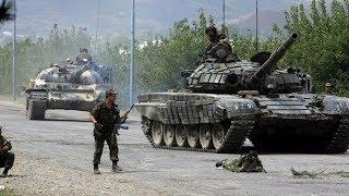 PUTIN đè bẹp GRUzia hoàn toàn Mỹ Nato co Rúm s ợ hãi