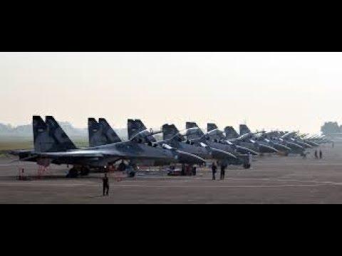 Russia Sell Su 30 Fighters to Nigeria