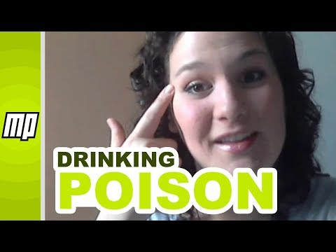 The Quack That Wants You to Drink Hydrogen Peroxide