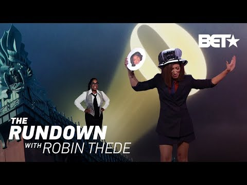 Voter Turnup   The Rundown With Robin Thede