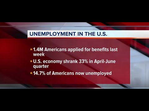 Unemployment In The US | July 30
