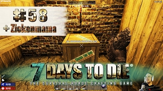 Ä Ä Ä I [mit ZickenMama] - 7 Days To Die #58