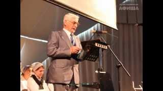 В.Т. Шатров о книге Иова - 100-летие церкви ЕХВДА