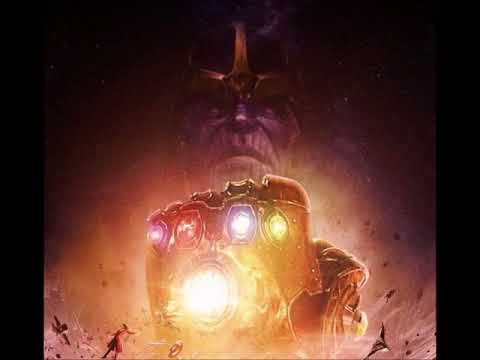 Thanos Victory ending - Avengers Infinty War Soundtrack