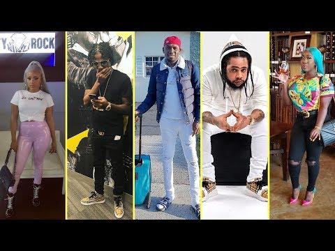 Ishawna D!SSS Foota Hype & Masicka + Spice Exp0$ed Friends &Foota Hype D!SSS Squash Using Beenie Man