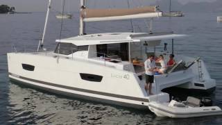 Engy Catamaran  Lucia 40   teaser