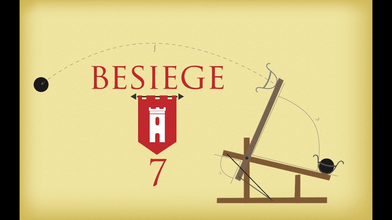 hight resolution of besiege 7 traction trebuchet